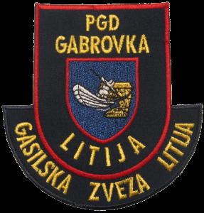 PGD Gabrovka grb